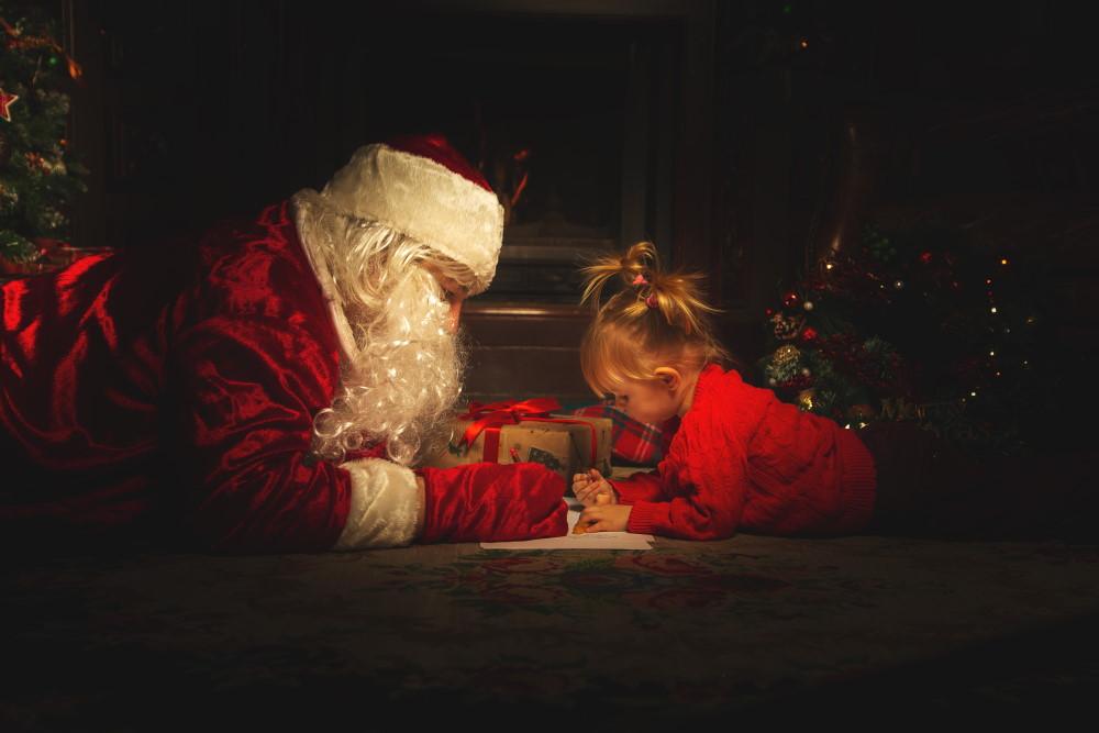 Τελικά πρέπει να λέμε στα παιδιά ότι υπάρχει ο Άγιος Βασίλης;