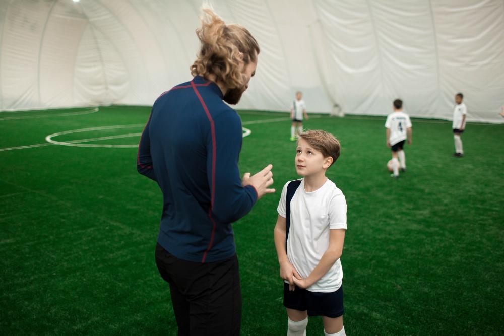 Talking-trainer
